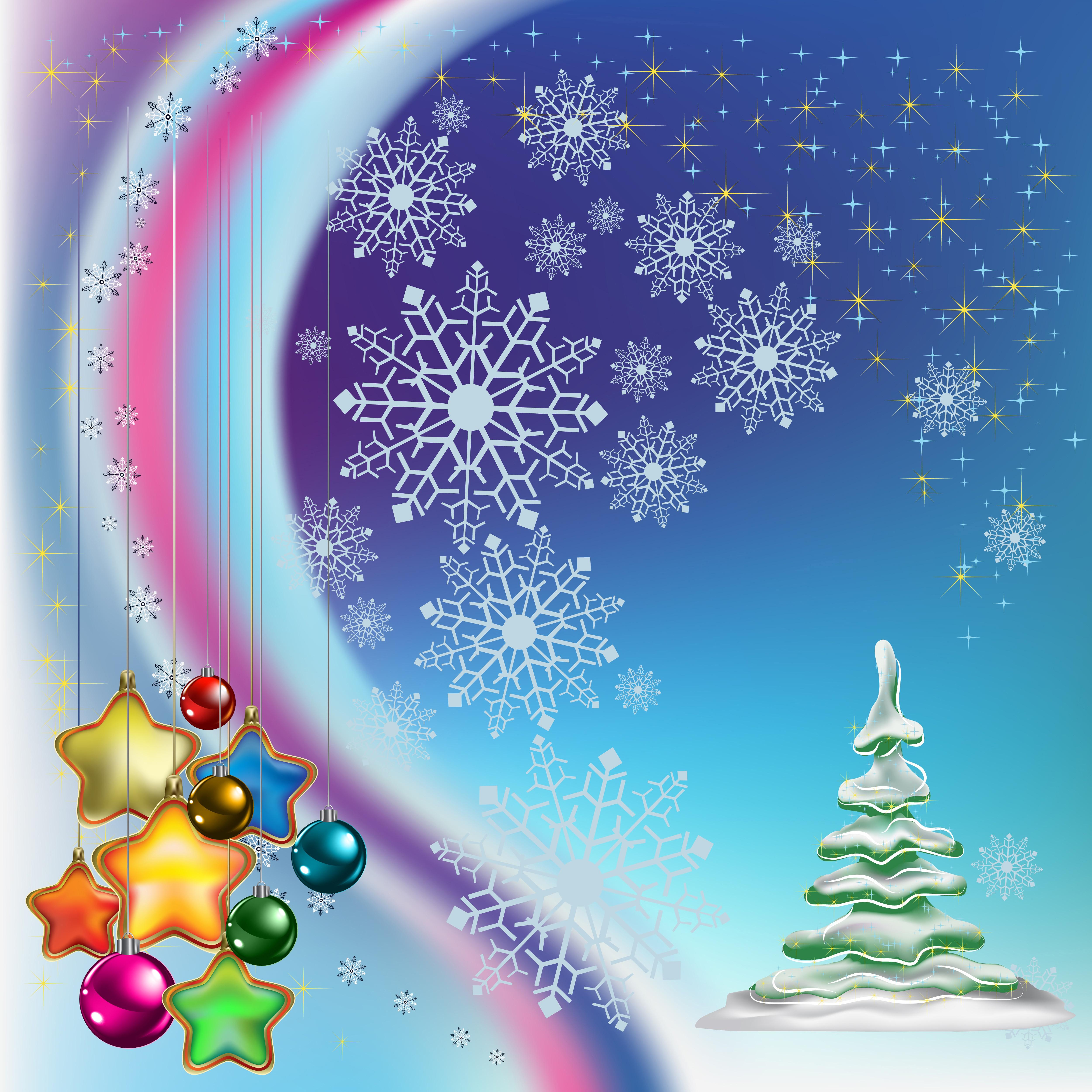 Открытки прикольные, открытка для афиши на новый год