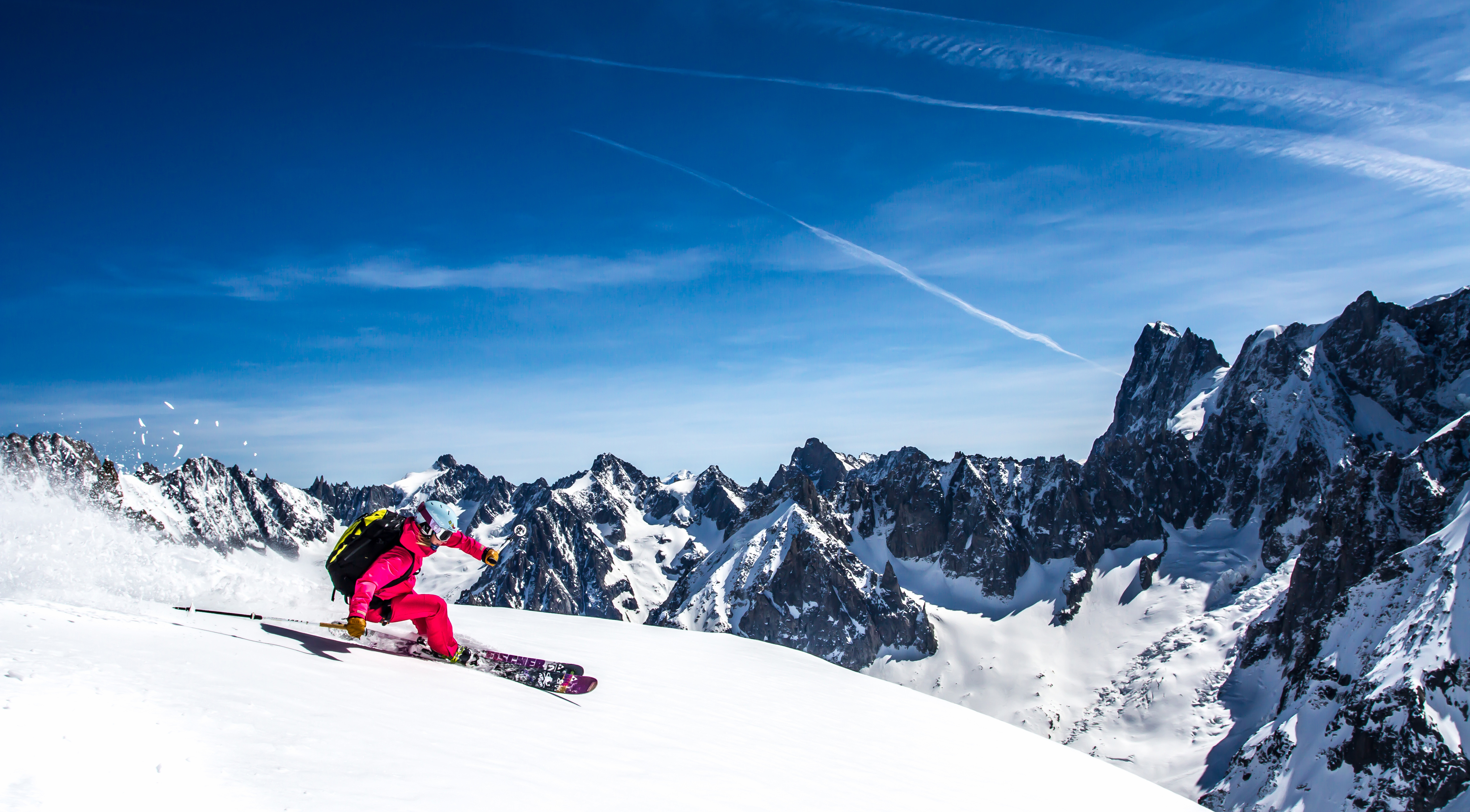 Снег на горных склонах  № 2944897 бесплатно