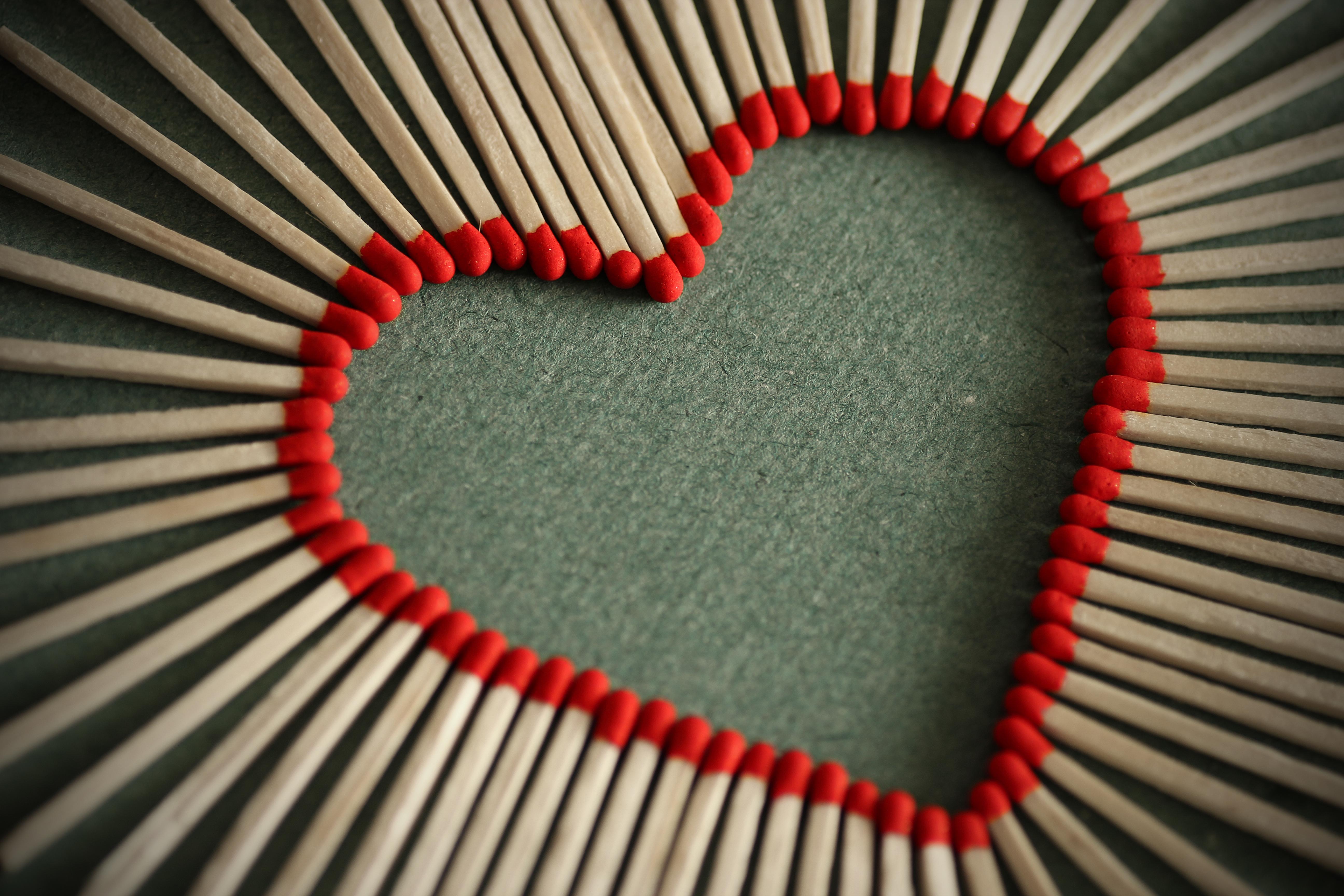 Неординарные картинки любви
