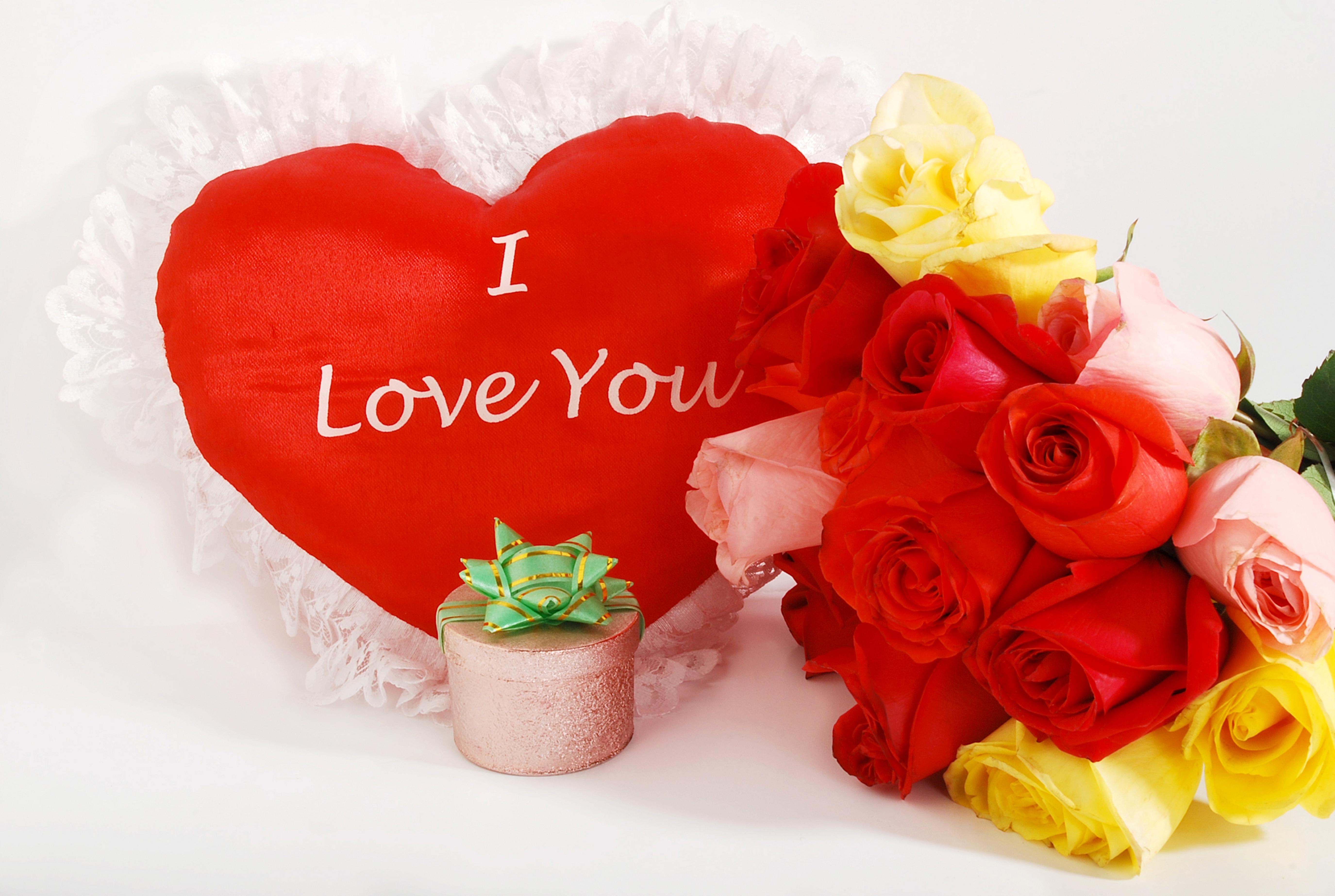 Сердечки и цветы картинки