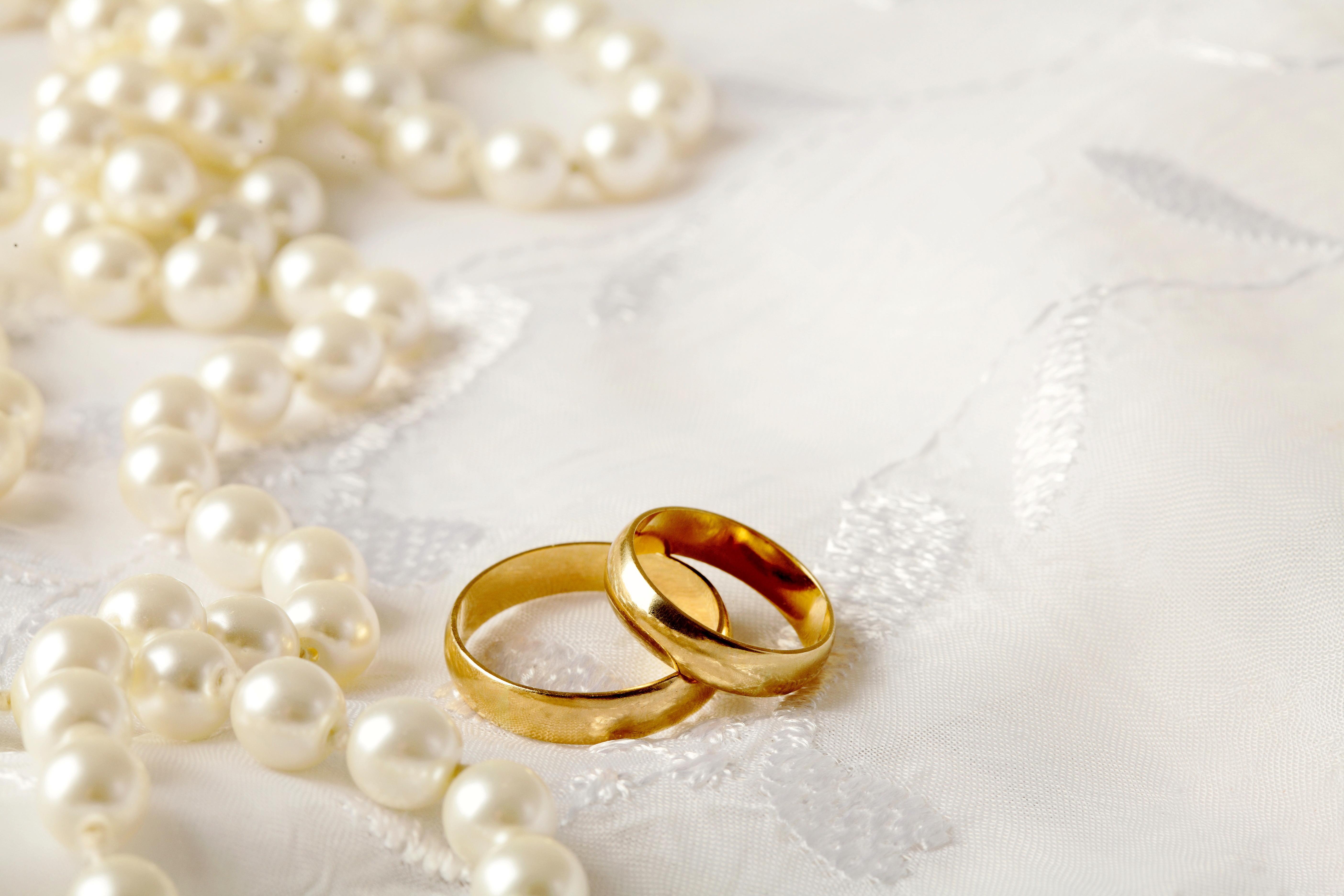 Открытка два кольца
