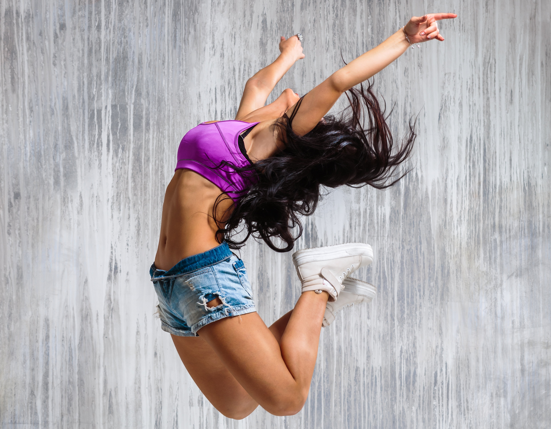 Девушки Танцуют Бесплатный Обои