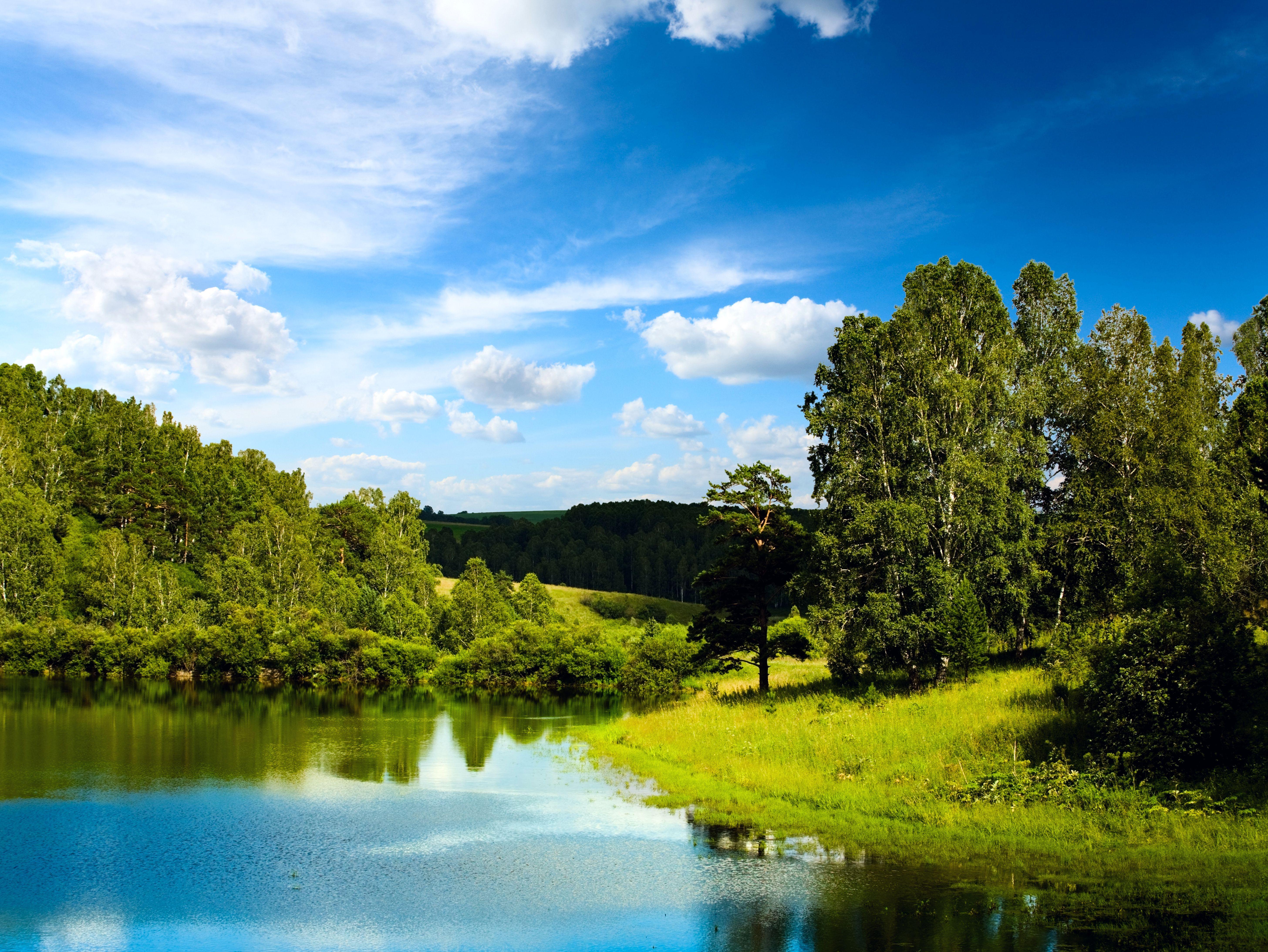 Русская природа красивые фото в высоком разрешении