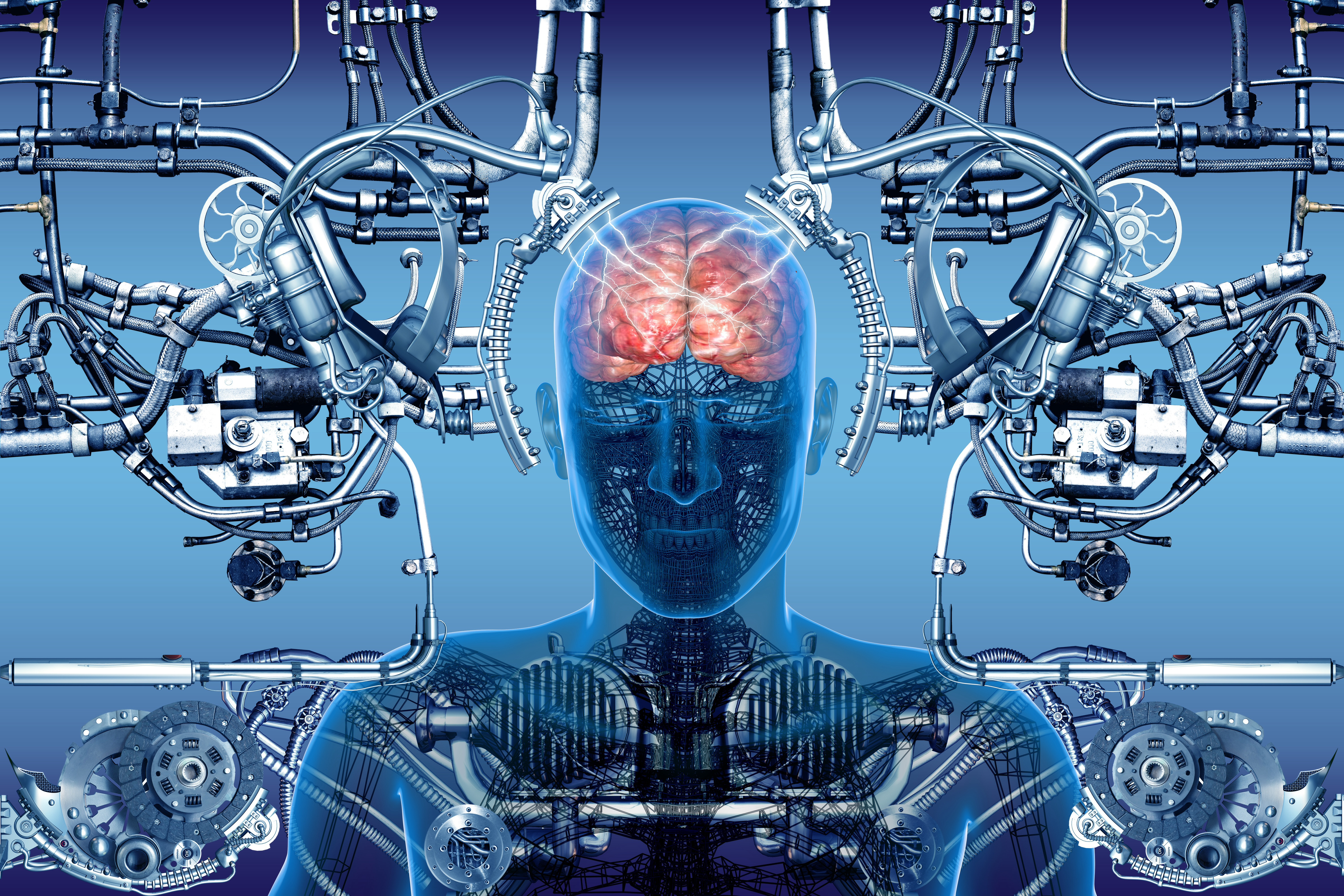 ppt on brain controlled car for disabled using artificial intelligence Artificial intelligence and consciousness computationalism is the theory that the human brain is build an elaborate digital climate-control system for.