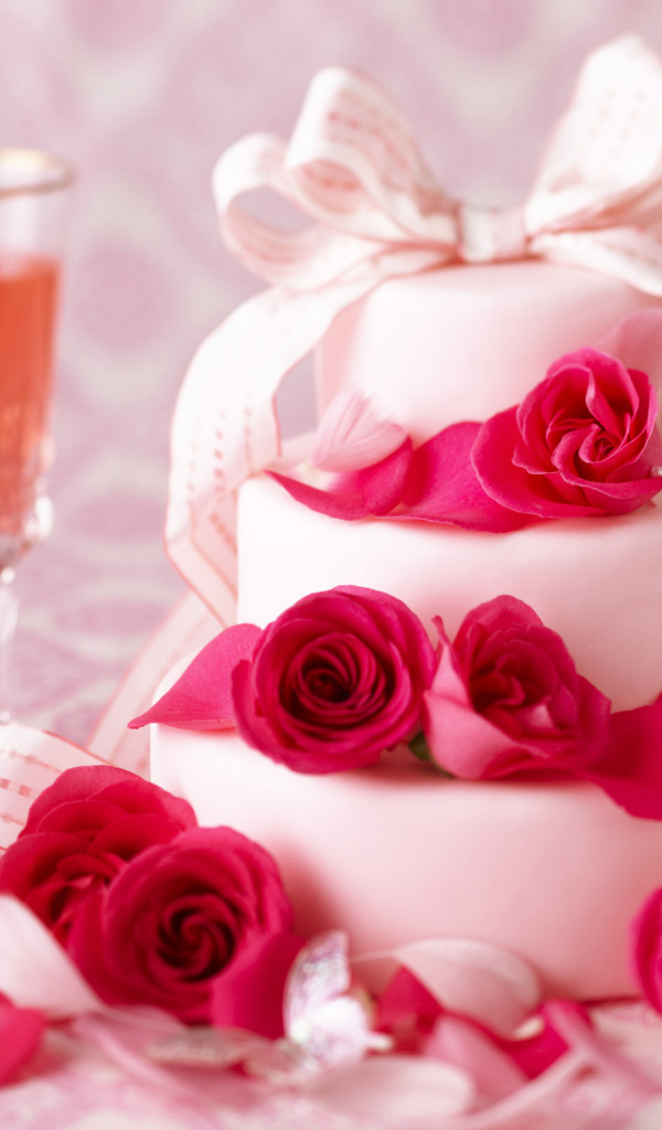 с днем рождения картинка с цветами или тортом призван снимать