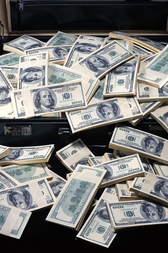 Картинки денег на заставку телефон