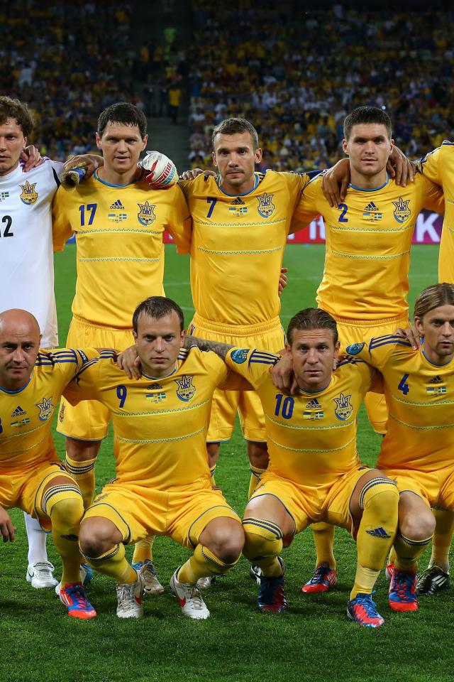 Сегодня сборная украины по футболу сыграет свой второй матч на евро-2016