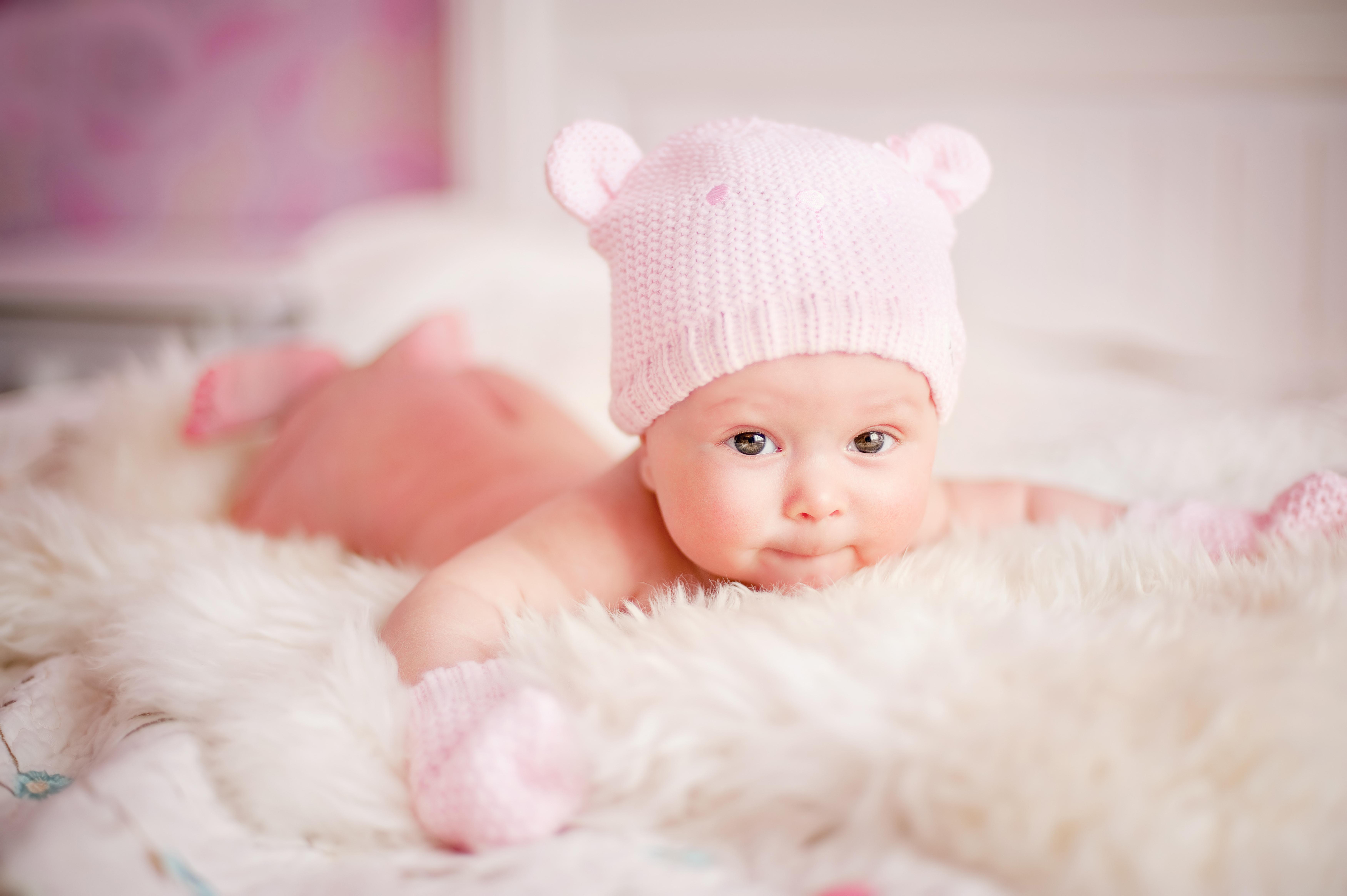 Днем рождения, красивые картинки о малышах