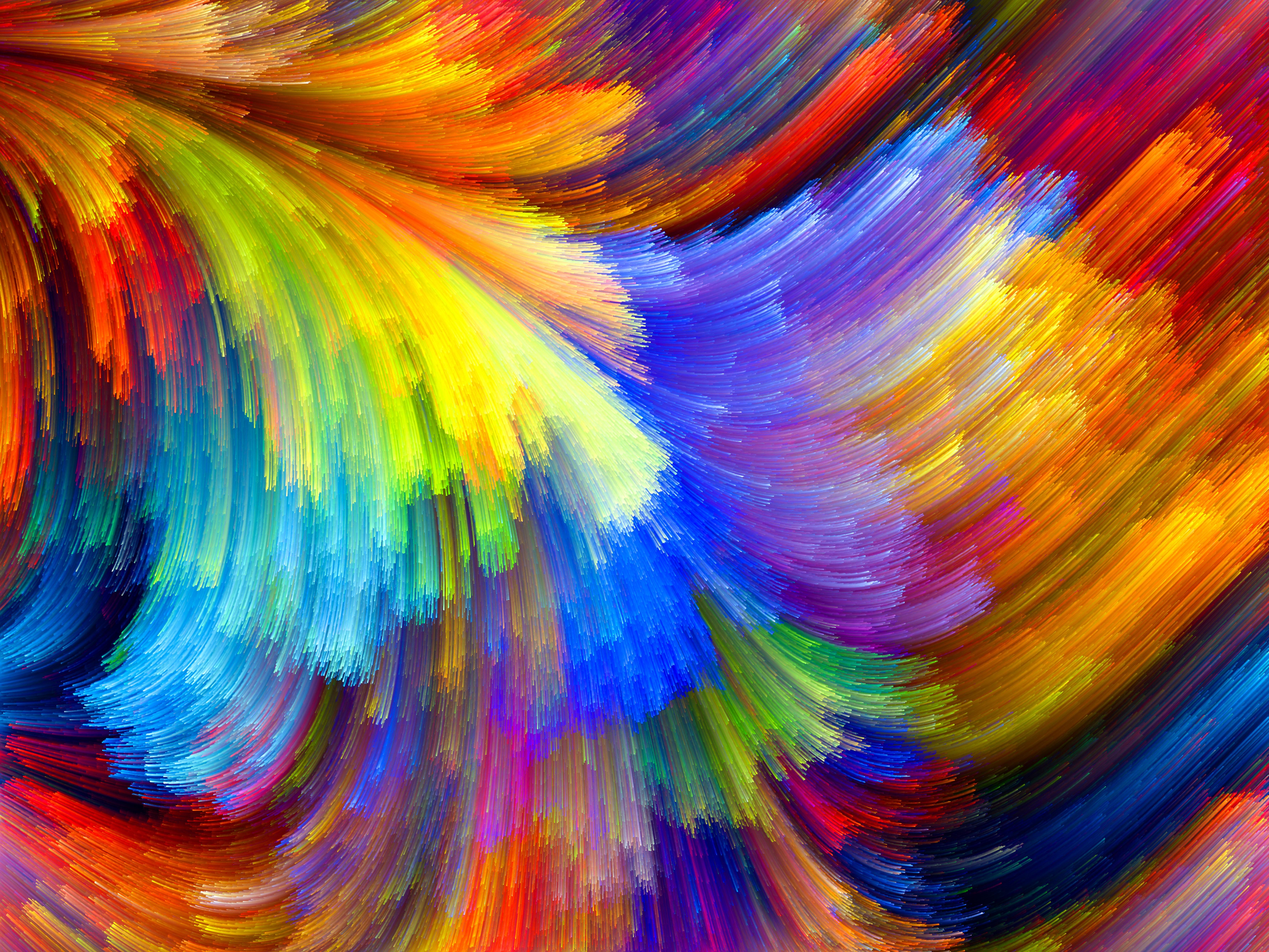 благодаря этим картинки разноцветная палитра изображением