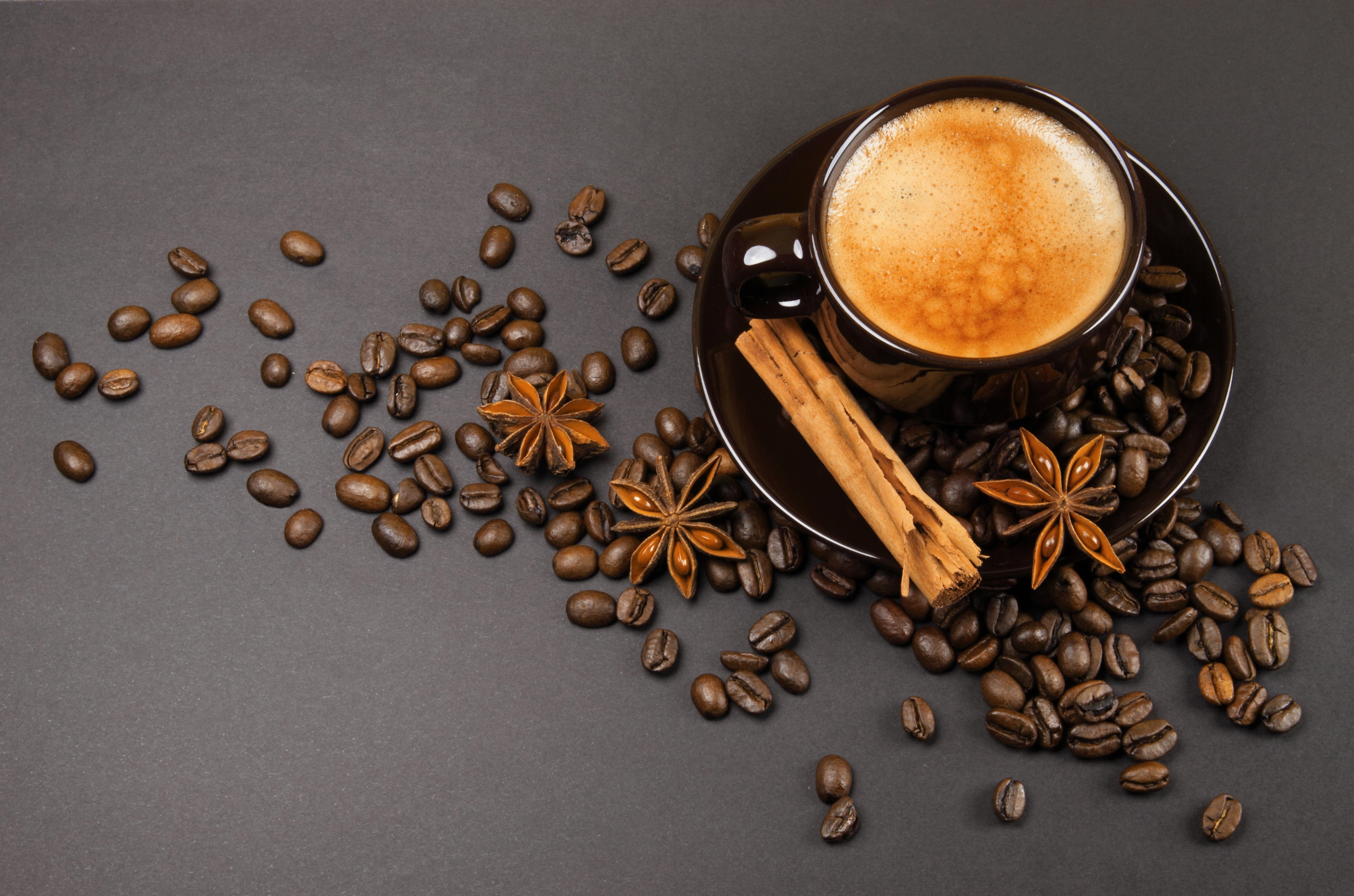 корица кофе чашка cinnamon coffee Cup  № 1119828  скачать