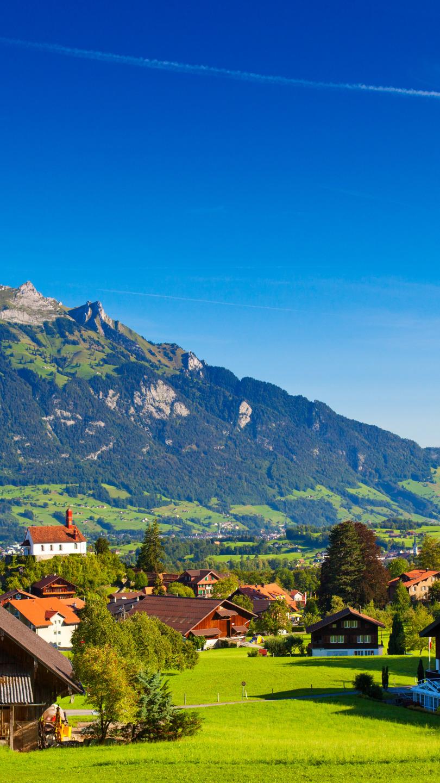 Купить домик в швейцарии недорого в горах
