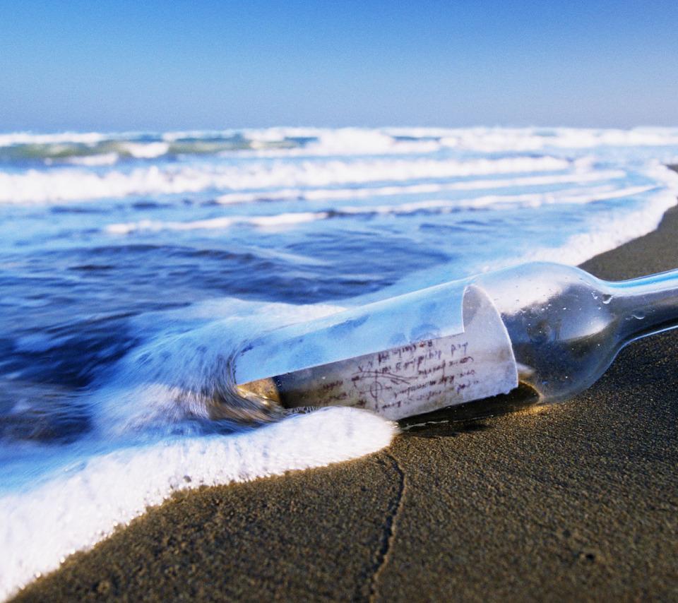 картинки бутылок в море предназначены