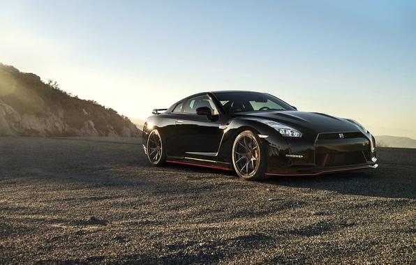 Картинка car, Nissan, GT-R