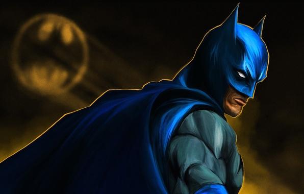 Картинка Batman, супергерой, Arkham