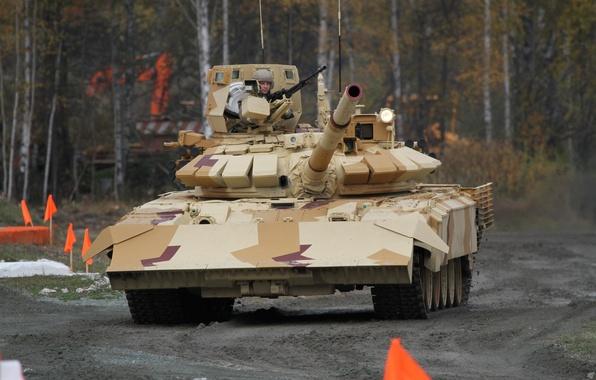 """Картинка сила, красота, мощь, танк, Россия, военная техника, гордость, модернизация, УВЗ, Т-72 """"Городской"""""""