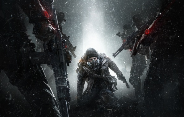 Картинка Ubisoft, Game, Tom Clancy's The Division, Survival