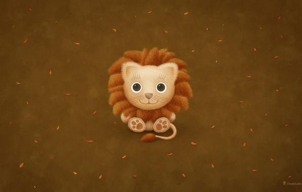 Картинка Лев, Mac, Lion