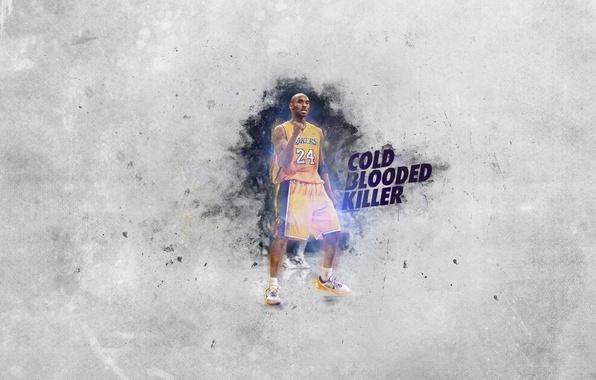 Картинка Спорт, Баскетбол, Los Angeles, NBA, Lakers, Kobe Bryant, Лос Анджелес, Коби Брайант, Лейкерс