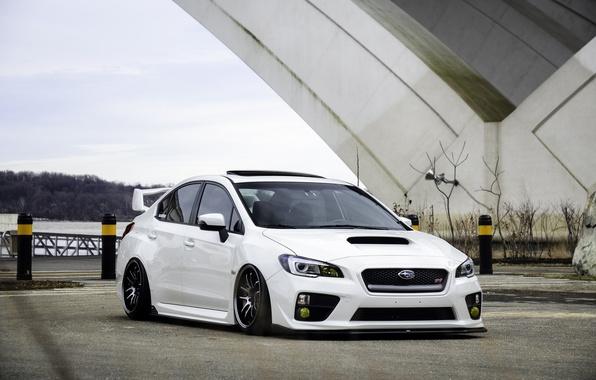 Cars Tuning Subaru Impreza Wrx Jdm Wallpaper: Обои Turbo, White, Subaru, Japan, Wrx, Impreza, Jdm