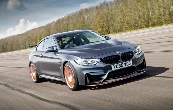Фото обои бмв, BMW, GTS, F82