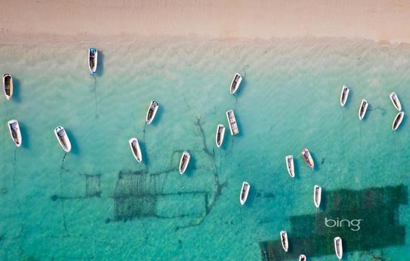 Картинка море, вода, лодка, Bali, Indonesia
