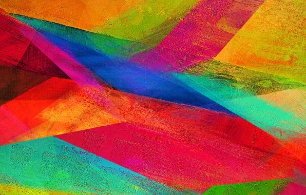 Картинка краски, камень, цвет, текстура, пятно