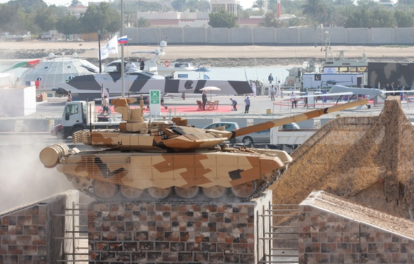 Картинка танк, Россия, бронетехника, военная техника, tank, Т-90 МС, УВЗ
