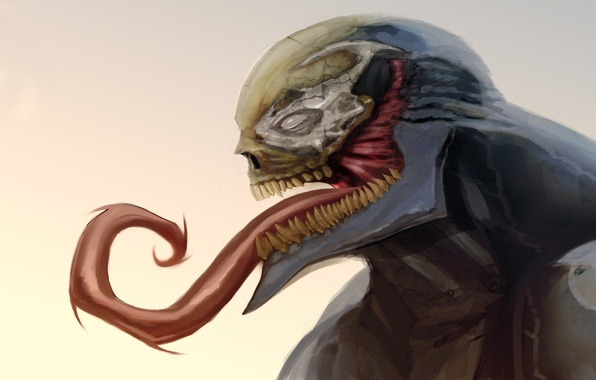 Картинка marvel comics, Spider-Man, Venom, Eddie Brock