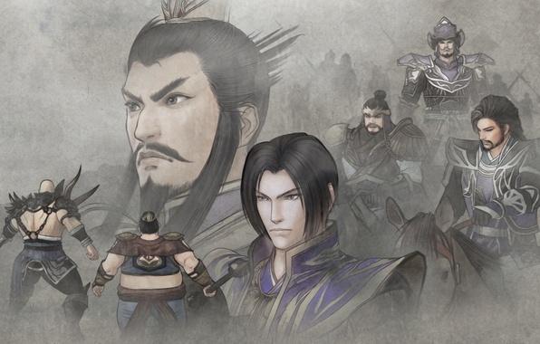 Фото обои game, Games, Dynasty Warriors, Shin Sangoku Musou, Wei, three kingdoms