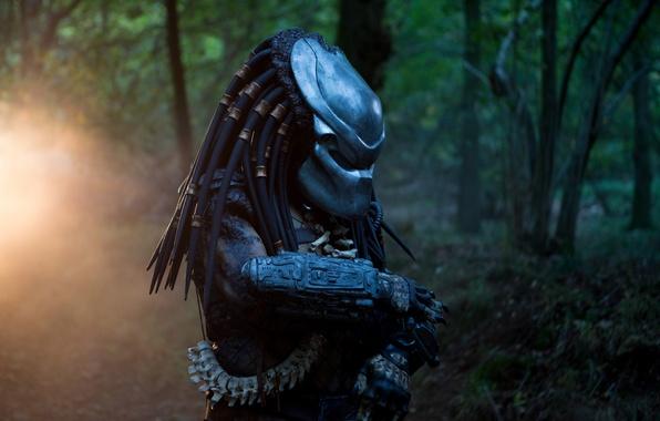 Картинка хищник, маска, пришелец, шлем, Predator Dark Ages