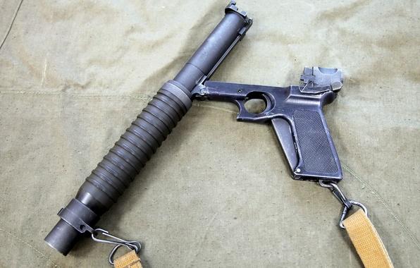 Картинка металл, зеленый, пистолет, фон, сила, цвет, хаки, стрельба, ствол, ремень, рукоятка, карабин, приклад, масса, Мощный, …