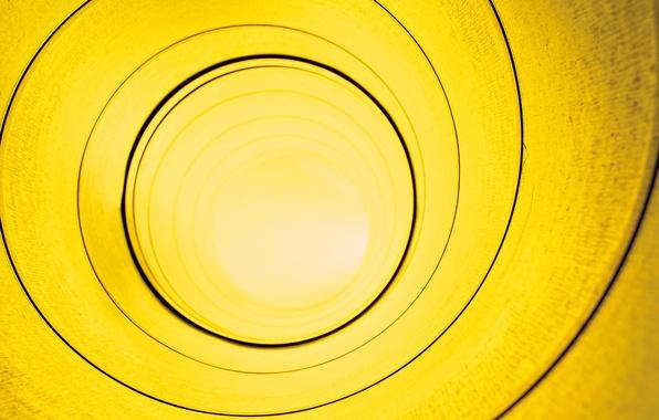 Картинка свет, цвет, круг, кольцо, труба, тоннель