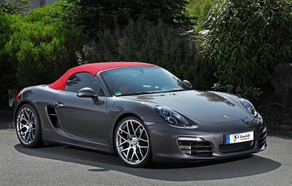 Картинка car, машина, авто, спорт, Porsche, sport, Порше, cars, Boxster, кар, Бокстер.