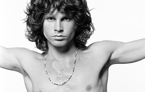 Картинка музыка, обои, парень, рок, музыкант, Джим Моррисон, The Doors, Jim Morrison