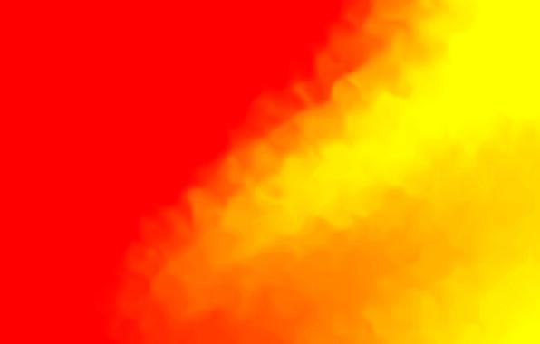 Картинка абстракция, краски, дым, цвет, газ
