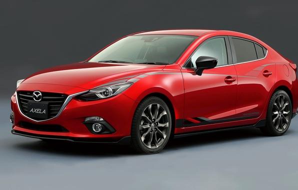 Картинка Concept, Mazda, мазда, Asean, Axela
