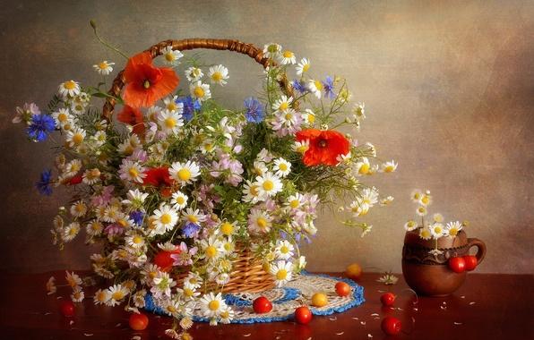 Картинка цветы, букет, натюрморт, flowers, still life, bouquet