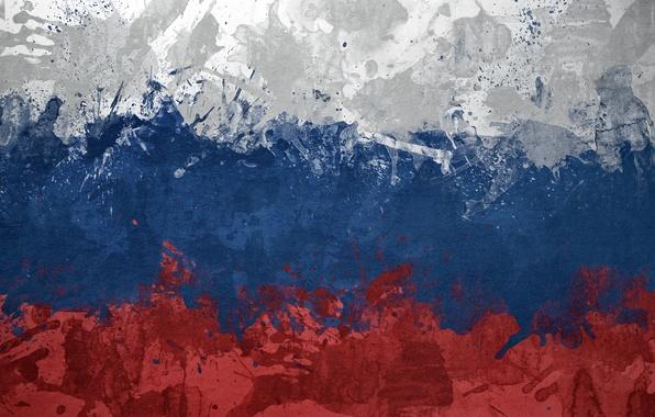 Картинка флаг, россия, триколор, russia