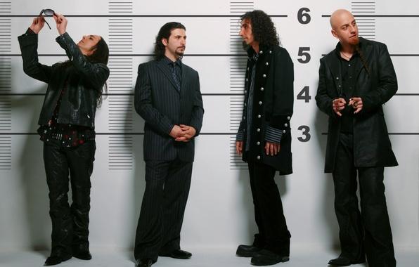 Картинка группа, рок, system of a down, музыканты, soad