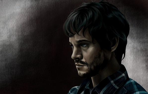 Картинка сериал, art, Will Graham, Hannibal, Ганнибал, NBC, Уилла Грэм
