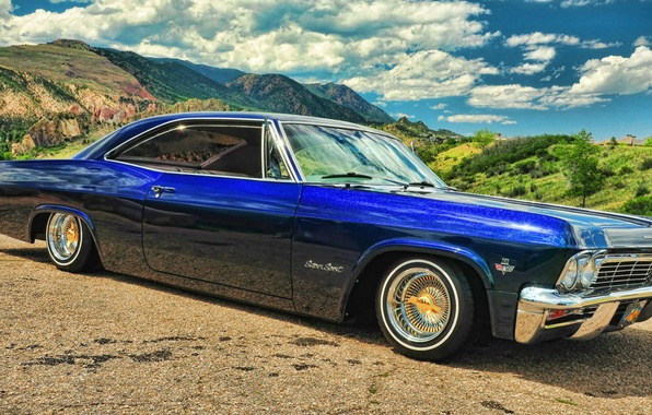 1967 chevy impala wallpaper iphone