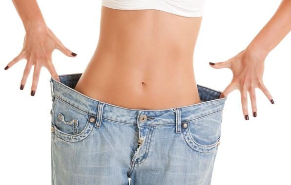 Картинка sexy, jeans, weight loss