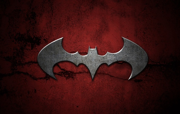 Картинка графика, логотип, бэтмен