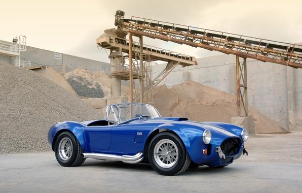 Картинка Ford, Shelby, кобра, форд, шелби, Cobra, 427, 1963, S/C, AC Cars, CSX 4000