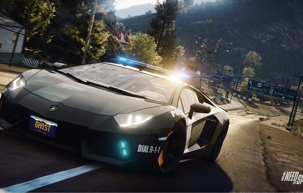Картинка Lamborghini, Need for Speed, nfs, LP700-4, Aventador, 2013, Rivals, NFSR, нфс
