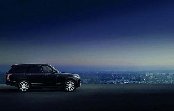 Картинка car, внедорожник, Range Rover Sentinel
