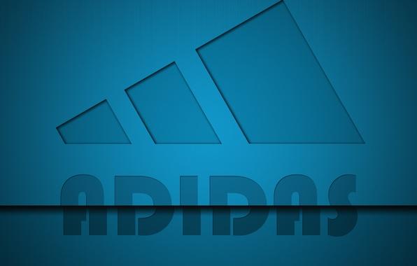Картинка фон, logo, adidas, style