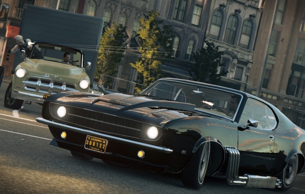 Картинка игра, game, cars, 2016, Mafia III, Мафия 3