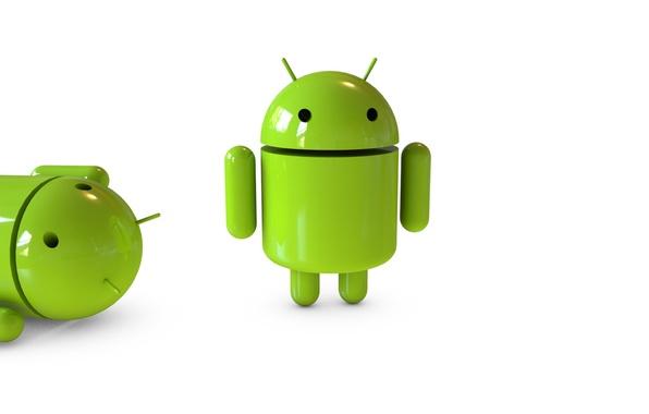 Картинка робот, андройд, android