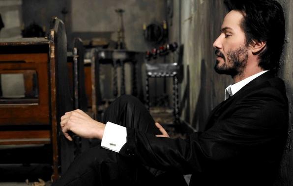 Картинка актер, знаменитость, Киану Ривз, Keanu Reeves